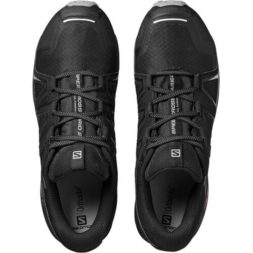 Salomon Speedcross Vario 2 GTX - Chaussures running Homme - noir sur campz.fr ! Jeu Peu Coûteux Acheter Le Plus Grand Fournisseur Pas Cher 5g2vy